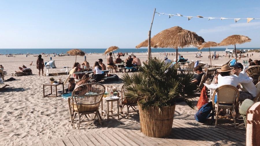 strandtent Pele Surf Shack, Hoek van Holland