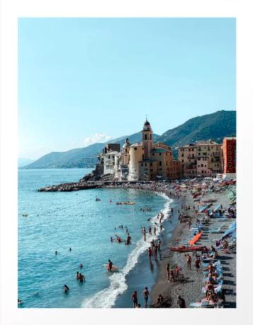 Camogli, Italië