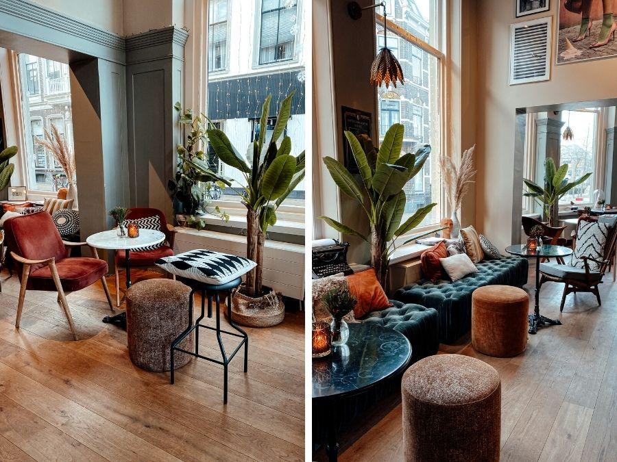 Hotel Finch: the bar
