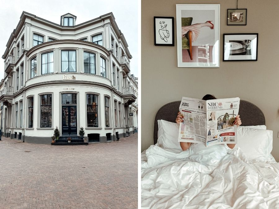 Hotel Finch in Deventer: een luxe boutique hotel