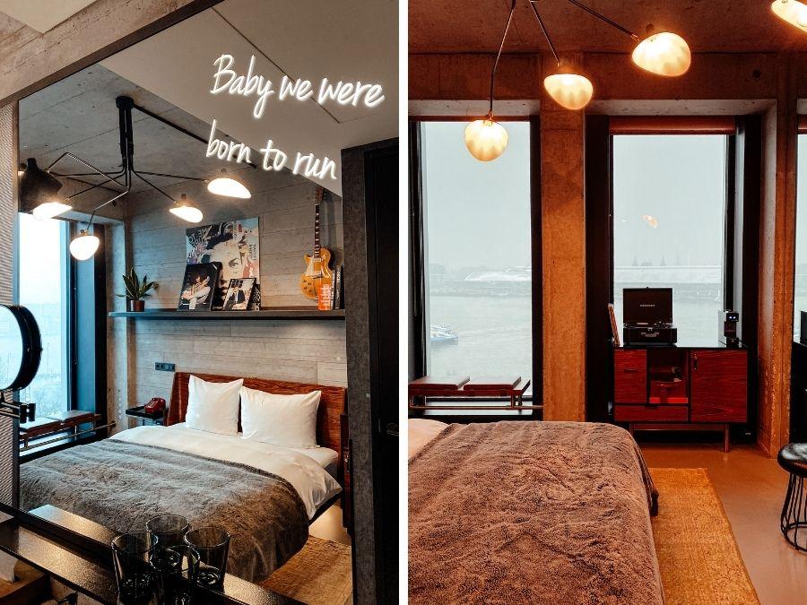 Sir Adam Hotel review: slapen met uitzicht op Amsterdam