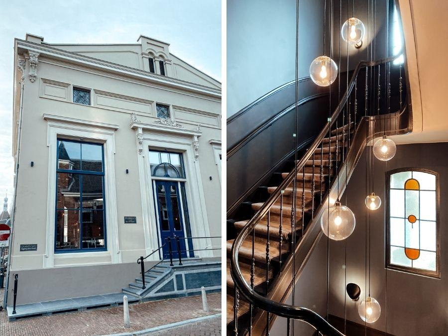The Nox Hotel in Utrecht