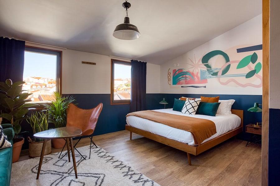 Leuke hotels in Lissabon: Selina Secret Garden Lisbon