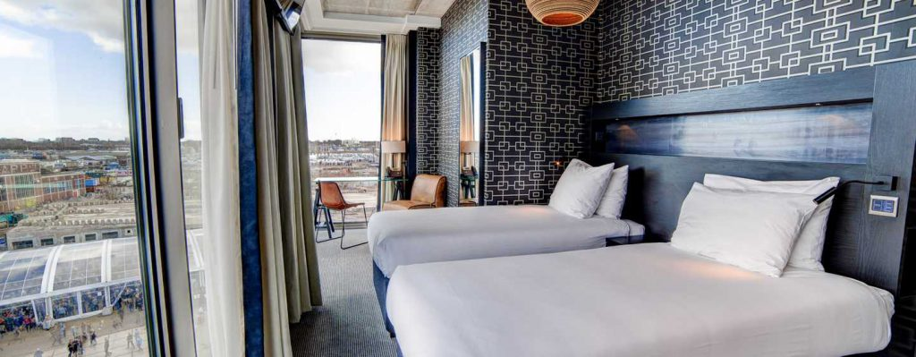 DoubleTree by Hilton Amsterdam - NDSM Wharf in Amsterdam-Noord