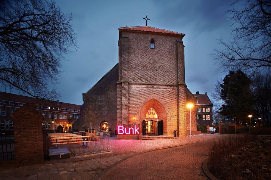 Bunk Hotel in Amsterdam-Noord