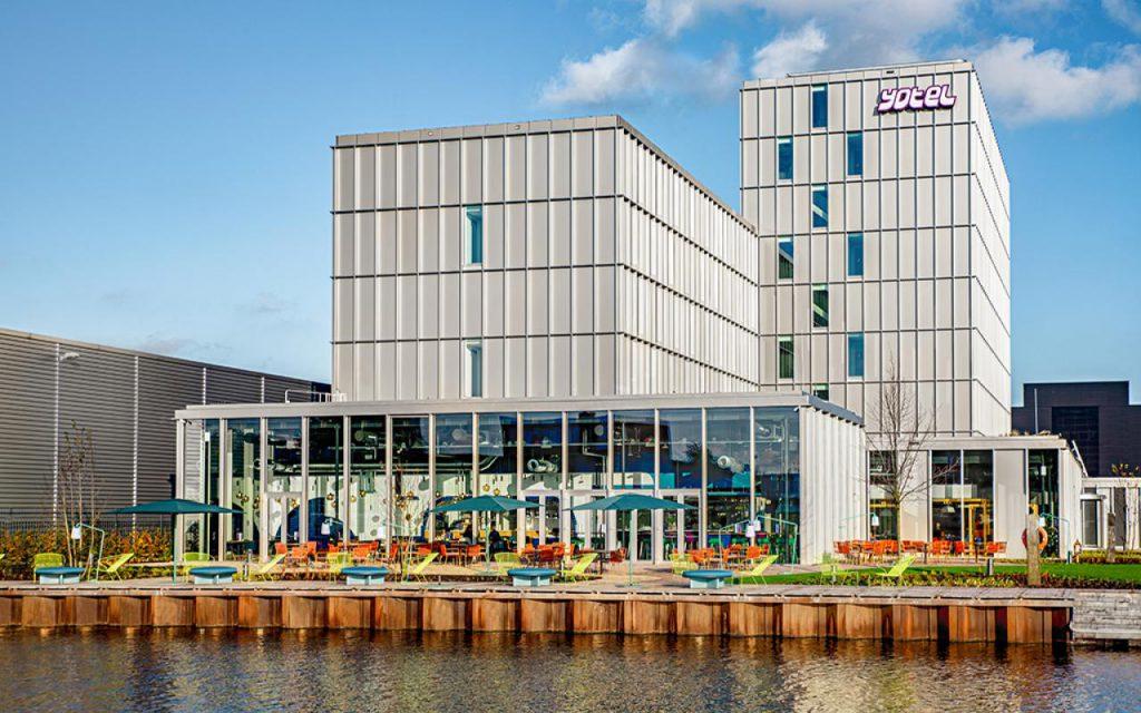 YOTEL Amsterdam in Amsterdam-Noord