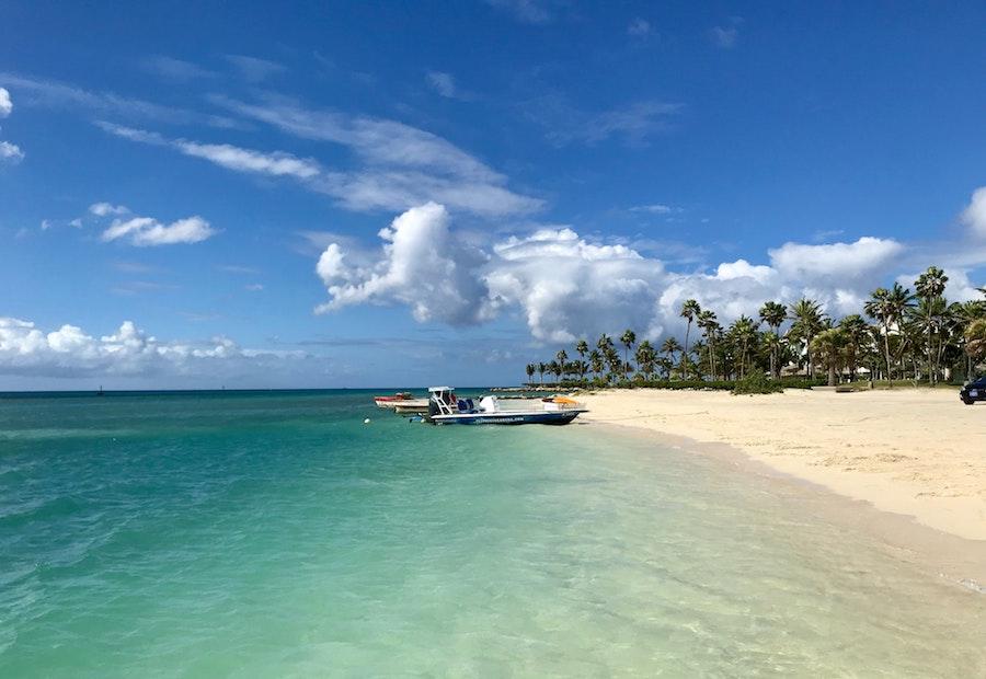 Aruba: geel reisadvies