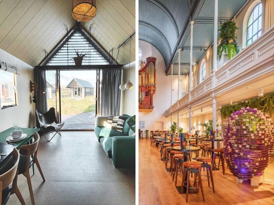 7 plekken voor een Workation in Nederland
