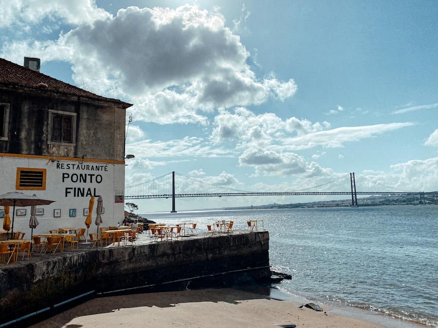 Lissabon hotspots: Ponto Final