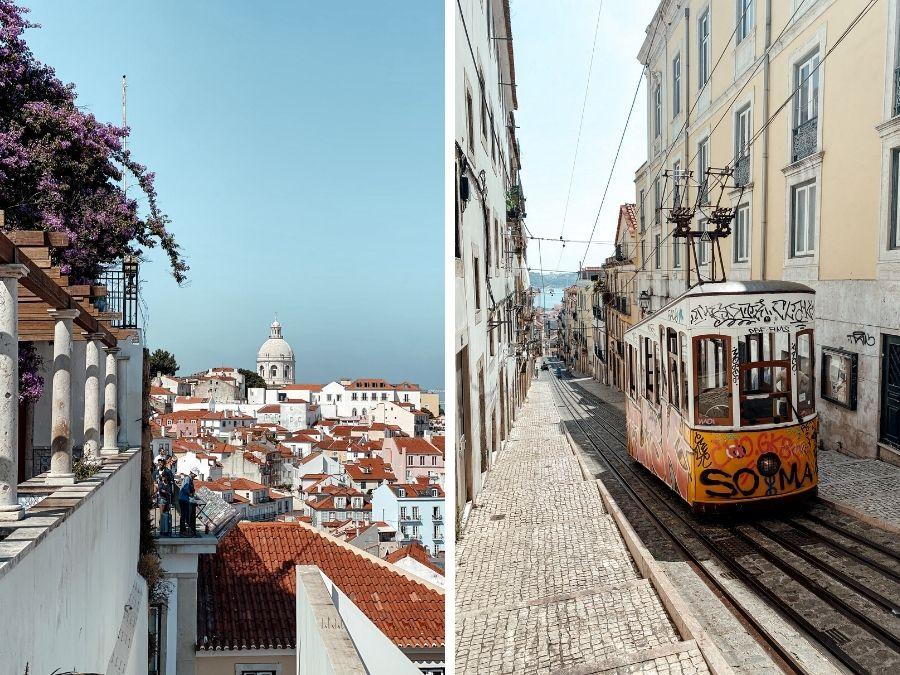 Wat te doen in Lissabon tijdens je stedentrip: 12x bezienswaardigheden