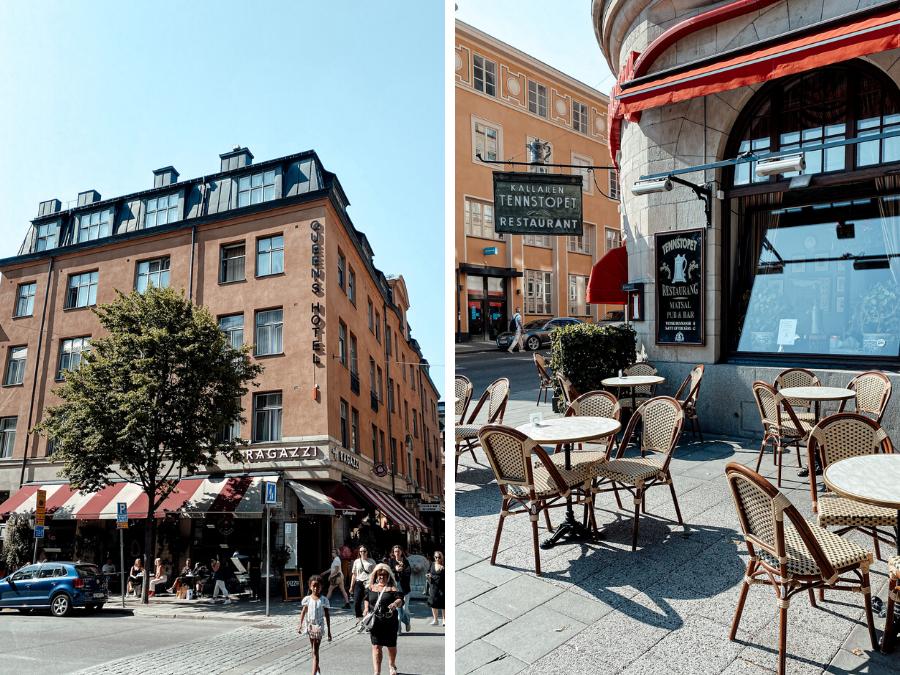Norrmalm in Stockholm, Zweden