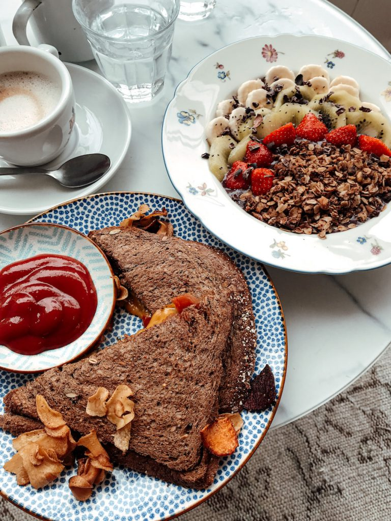 Den Haag hotspots: Fast & Vegan