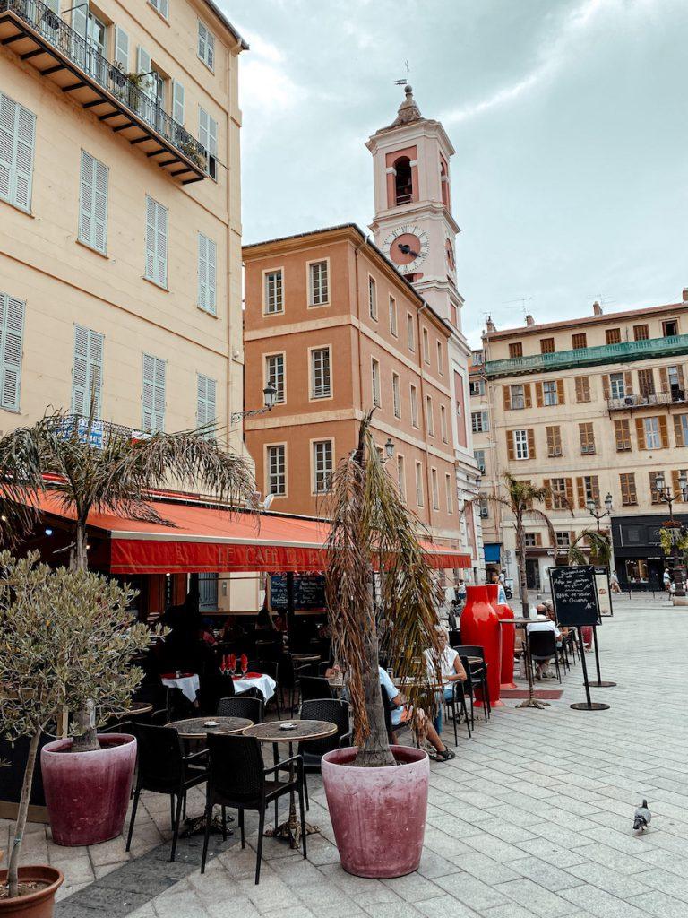 Doen in Nice: struinen door Vieux Nice