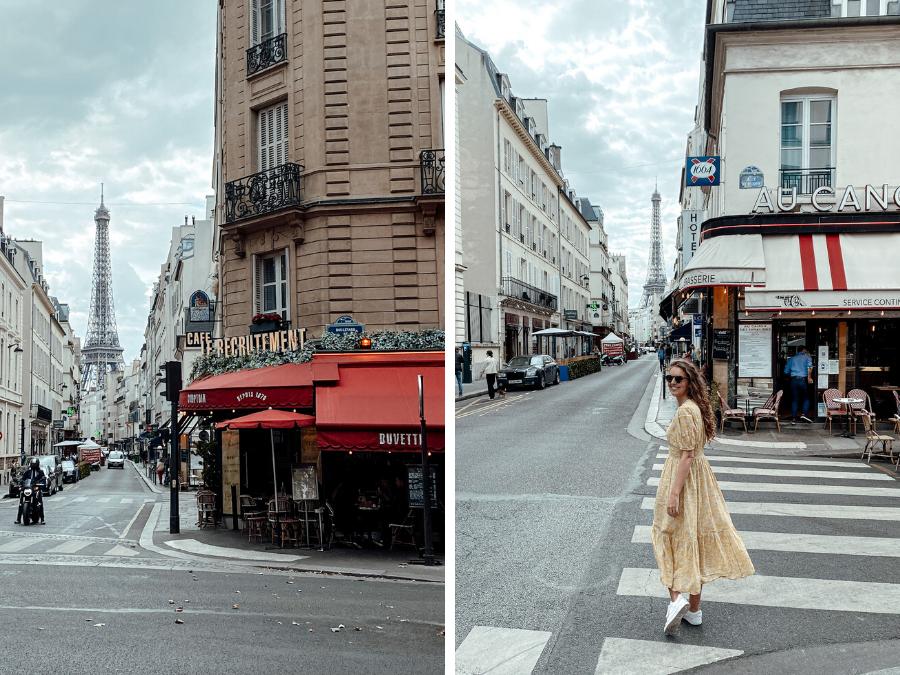 Foto spot in Parijs: Le Recrutement Café op deRue Saint-Dominique