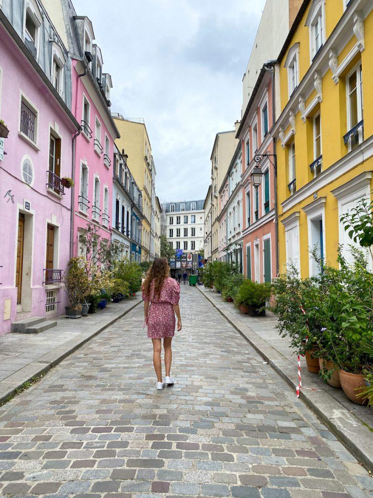 Instagram foto spot in Parijs: Rue Crémieux