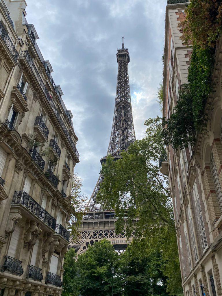 Instagram foto spots in Parijs: Rue de l'Universite
